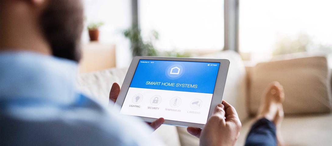 Introduction dans le thème du Smart Home: voici les points importants