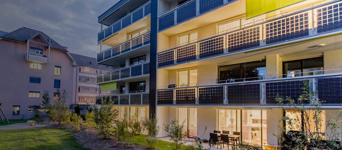 SonnenparkPLUS: Ein Gebäude der nächsten Generation