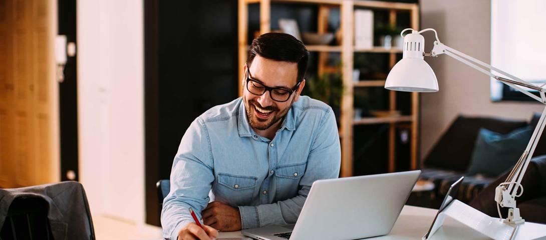 Die besten Tipps fürs Home-Office